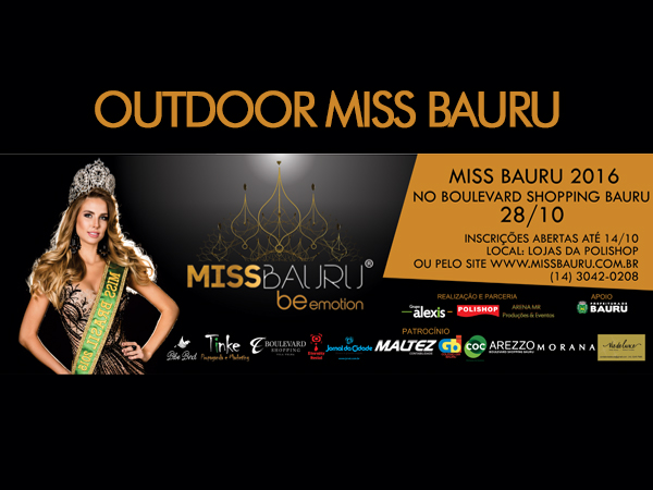 Outdoor Miss Bauru